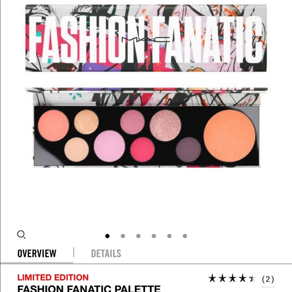 MAC Cosmetics Other - Brand new Mac fashion fanatic palette